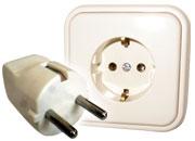 Type F Plug